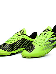 Soccer Shoes Men's Anti-Slip Anti-Shake/Damping Breathable Wearproof Outdoor Low-Top Soccer/Football