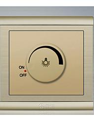 86 - Type prise de prise interrupteur variateur de gradation