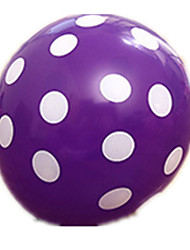 Balloons Cylindrical Rubber Purple For Boys / For Girls 2 to 4 Years / 5 to 7 Years / 8 to 13 Years / 14 Years & Up