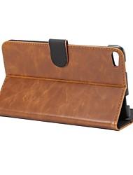 caja de la carpeta de alta calidad patrón de cuero genuino de 7 pulgadas t2 Huawei MediaPad 7.0 Pro y m2 (PLE-703l)