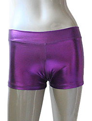 Jazz Bottoms Women's / Children's Performance Metal 1 Piece Natural Shorts