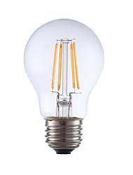 3.5 E26 LED лампы накаливания A17 4 COB 350 lm Тёплый белый Регулируемая AC 110-130 V 1 шт.