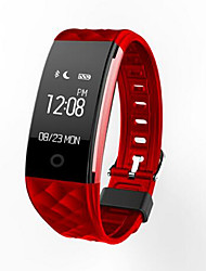 * Smart Bracelet / WristbandsWater Resistant/Waterproof / Long Standby / Calories Burned / Pedometers / Video / Voice Call / Exercise Log