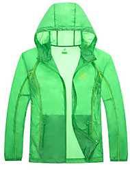Hiking Softshell Jacket / Windbreakers / Tops Kid's Waterproof / Thermal / Warm / Windproof Spring / Summer / Fall/Autumn PolyesterS / M
