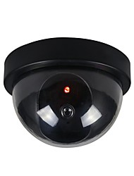 Dummy Camera High Simulation CCTV Monitor Lamp Domed Watcher Watchdog