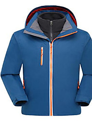 Ski Wear Windbreakers Men's Winter Wear Chinlon Winter Clothing Waterproof Thermal / Warm Windproof Static-free Spring Fall/Autumn Winter