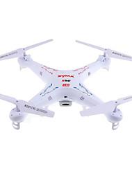 Drohne SYMA X5C 4 Kan?le 6 Achsen Mit 2.0MP HD - Kamera LED - Beleuchtung 360-Grad-Flip Flug Schweben Mit KameraFerngesteuerter