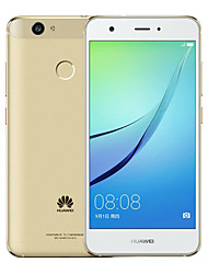 "NOVA 5.0 "" Android 6.0 4G Smartphone (Dual - SIM Octa Core 12 MP 4GB + 64 GB Gold)"