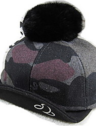 Cap Baseball Cap Cap Outdoor Sports Leisure Boom Warm  Comfortable  BaseballSports Rabbit Hair