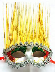 Masques d'Halloween Carré Déco de Célébrations Carnaval