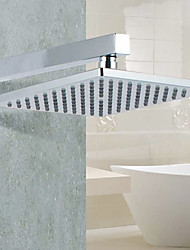Contemporary Rain Shower Chrome Feature for  Rainfall Eco-friendly , Shower Head