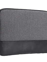 Gearmax® 13inch Laptop Sleeve/Bag Solid Color Gray