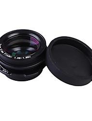 1.08x 1.60x-Zoom-Sucher-Okular eyecup Lupe
