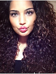 Hot Selling Lace Front & Full Lace Brazilian Virgin Hair Young Curly Lace Wig For Black Women