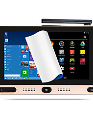 GOLE1 Mini Computer  5 inch 1280X720 All In One Mini Tablet PC Support Windows 10 & Android 5.1 Intel Quad Core RAM 4GB  32GB
