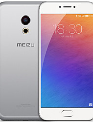 "MEIZU Pro 6 5.2 "" Android 6.0 Smartphone 4G ( Double SIM Deca Core 21 MP 4Go + 64 GB Gris )"