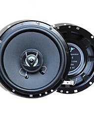 lEFU Tone Head Car Audio Modified Car Speaker Set 6.5-Inch Coaxial Pair L6.5-1