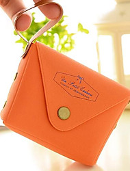 Travel Wallet Portable Travel Storage for Portable Travel StorageWhite Orange Yellow Blushing Pink Light Blue