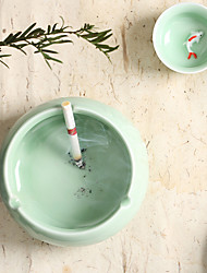 2 PC Color Random Household Articles for Use Creative Personality Ashtray