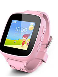 Pink Phone Smart Positioning Watch Can Call For Help