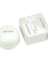 Concealer/Contour Pressed Powder Long Lasting / Concealer / Uneven Skin Tone / Natural Face MAYCHEER Deep Skin Color