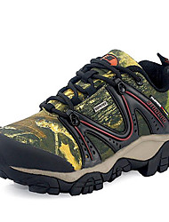 Sneakers Casual Shoes Men's Anti-Slip Wearproof Waterproof Outdoor Fabric Rubber Cycling Hiking Leisure Sports