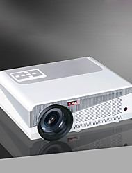 HTP® LED-86+ LCD Proyector de Home Cinema 720P (1280x720) 3000 Lumens LED 4:3/16:9