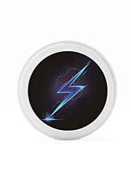Fast Wireless Charger Qi Wireless Charging Pad 5V 2A for Samsung S7 Edge S6 edge For Lumia 930 For Sony Xperia Z4v