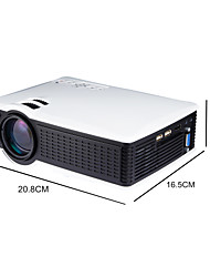 Owlenz SD50plus Portable Mini Projector 1500 Lumen 800 x 480 Full HD LED Video Home Cinema Beamer Support 1080P 16/9&4/3 Ratio
