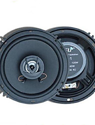 lEFU Tone Head Car Audio Modified Car Speaker Set 6-Inch Coaxial Pair L6-1