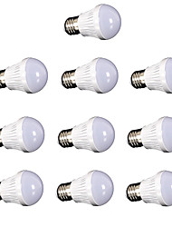 10pcs High Power Led Lamp E27 7W SMD2835 Led Bulb Home Lighting Holiday Dimmable Lamp Change 110V 220V cold white