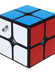 Qiyi® Smooth Speed Cube 2*2*2 Magic Cube / Educational Toy Rainbow / Black / White Smooth Sticker Warrior Anti-pop / Adjustable spring ABS