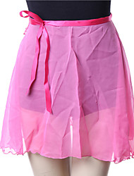 dance skirts/Ballet Ballet/Performance Bottoms/Dresses&Skirts/Skirts Women's Training Chiffon Fuchsia/Pink/White/Lilac