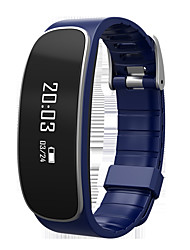 Smart BraceletWater Resistant/Waterproof / Long Standby / Pedometers / Sports / Health Care / Heart Rate Monitor / Alarm Clock /