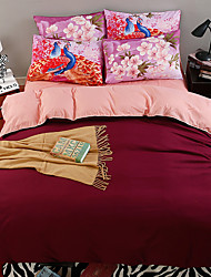 Cotton Bed on The Four-piece Thicker 200 * 230cm