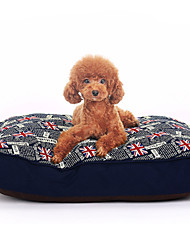 Dog Bed Pet Blankets Multicolor Fabric