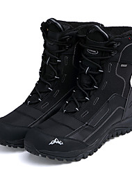 Men's / Women's Snow sports Mid-Calf Boots Winter Anti-Slip / Waterproof / Breathable Shoes Black