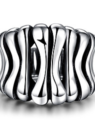 Unique Star Celebrity Men Styles Ring Men's Big Ring Stainless Steel Ring Punk Style Rock Hip-hop Style