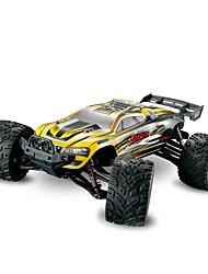 Buggy 1:12 RC Car Rot / Gelb Fertig zum MitnehmenFerngesteuertes Auto / Fernsteuerung/Sender / Akku-Ladegerät / Schraubenzieher /