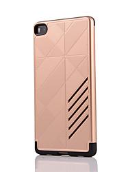 Pour Antichoc Coque Coque Arrière Coque Couleur Pleine Dur Polycarbonate pour HuaweiHuawei P9 Huawei P8 Huawei Mate 9 Huawei Mate 8