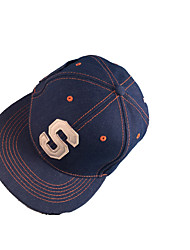 Cap/Beanie / Hat Breathable / Comfortable Unisex Leisure Sports / Baseball Spring / Summer / Fall/Autumn / Winter Dark Blue / Light Blue