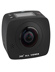 NH720 Action Kamera / Sport-Kamera 14MP 4000 x 3000 Wifi / Wasserdicht / Einstellbar / Kabellos 30fps 4X ± 2 EV 1 CMOS 32 GB H.264