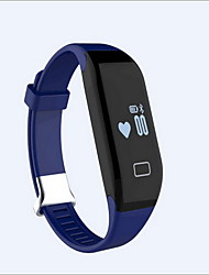 Smart BraceletWater Resistant/Waterproof / Long Standby / Pedometers / Health Care / Sports / Heart Rate Monitor / Alarm Clock / Sleep