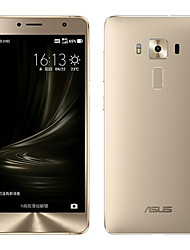 "Asus ZenFone 3 Deluxe ZS550KL 5.5 "" Android 6.0 4G Smartphone (Dual SIM Octa Core 16MP 4GB + 64 GB Gold)"