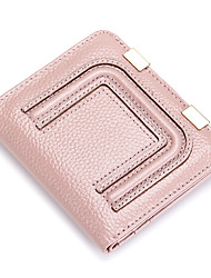 Women Cowhide Formal Casual Event/Party Wedding Office & Career Card & ID Holder