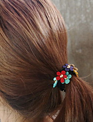 Girls Hair Accessories,Summer / Winter Black / Green / Orange