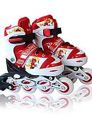 Skate Schuhe Unisex Schuhe Tüll / PU Blau / Rot