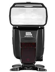 pixel® x800cflash lumière avec s1s2 flash LED ttl haute vitesse générale pour les appareils photo canon