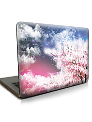 "Case for Macbook 13"" Macbook Air 11""/13"" Macbook Pro 13""/15"" MacBook Pro 13""/15"" with Retina display Flower Plastic Material Sakura Apple Laptop Case"