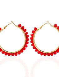Earring Drop Earrings / Earrings Set Jewelry Women Wedding / Party / Casual Alloy / Acrylic 1 pair As Per Picture